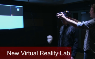 Take a tour of the virtual future at Stanford, Stanford Report