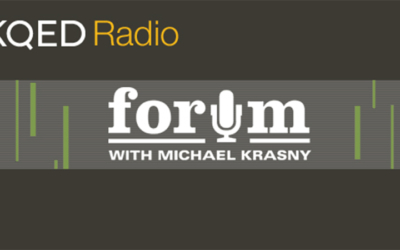 Infinite Reality – A Discussion with Jeremy Bailenson, KQED Forum