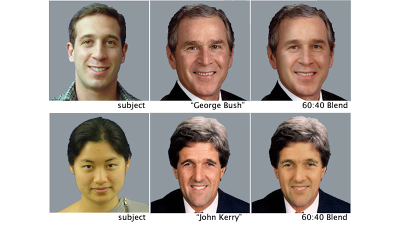 Bush/Kerry Morph