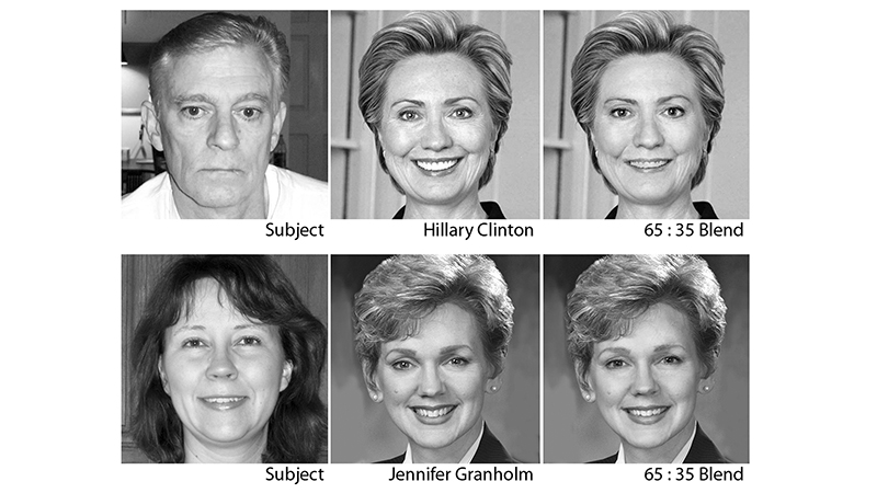 Candidate Morphs