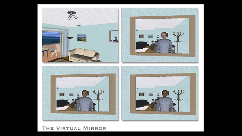 The Virtual Mirror