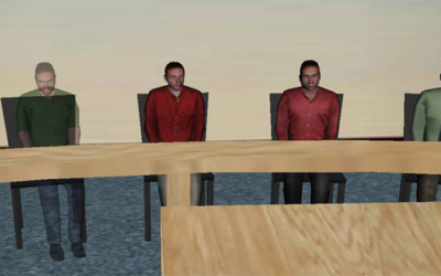 Testing virtual reality in the classroom, APA Monitor on Psychology