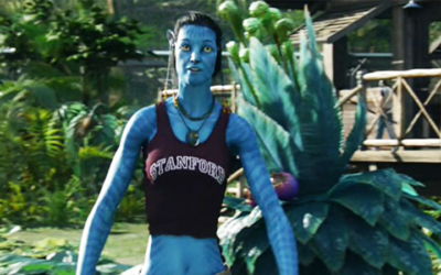 Cameron's Avatar and Stanford: Beyond Sigourney Weaver's tank top, The Dish