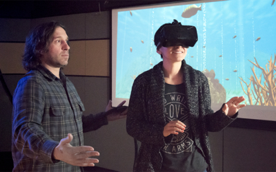Q&A: Stanford VR expert on the new tech's promise and limitations, San Jose Mercury News