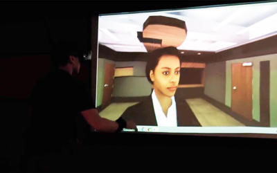 Tested Visits Stanford's Virtual Reality Lab!, Tested