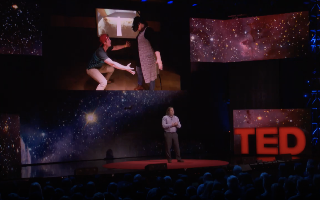 Can VR help create empathy around climate change? | TED