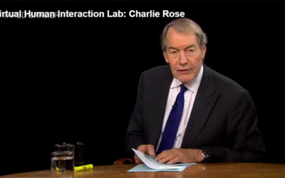 A conversation with Jeremy Bailenson, Charlie Rose/Bloomberg