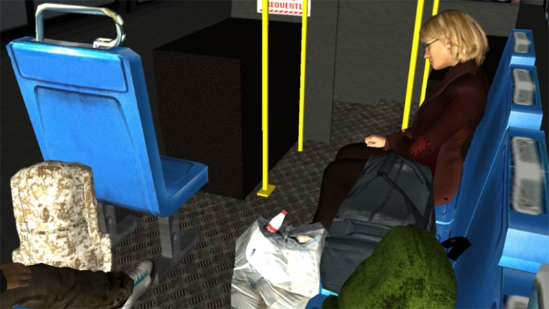 Homeless in VR