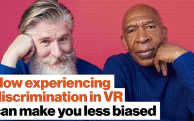 How experiencing discrimination in VR can make you less biased, Big Think